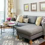 Modern Living Room Ideas With Grey Coloring 128
