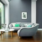 Modern Living Room Ideas With Grey Coloring 129