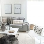 Modern Living Room Ideas With Grey Coloring 133