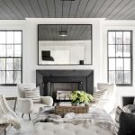 Modern Living Room Ideas With Grey Coloring 138