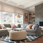 Modern Living Room Ideas With Grey Coloring 139