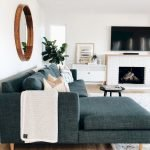 Modern Living Room Ideas With Grey Coloring 140