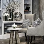 Modern Living Room Ideas With Grey Coloring 142