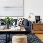 Modern Living Room Ideas With Grey Coloring 147