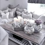 Modern Living Room Ideas With Grey Coloring 151