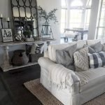 Modern Living Room Ideas With Grey Coloring 155