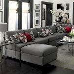 Modern Living Room Ideas With Grey Coloring 160