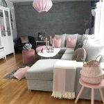 Modern Living Room Ideas With Grey Coloring 163
