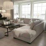 Modern Living Room Ideas With Grey Coloring 168
