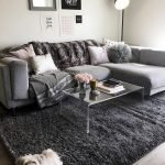 Modern Living Room Ideas With Grey Coloring 169