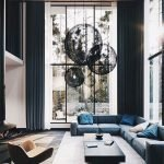 Modern Living Room Ideas With Grey Coloring 170