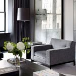 Modern Living Room Ideas With Grey Coloring 174