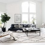 Modern Living Room Ideas With Grey Coloring 178