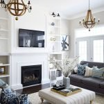 Modern Living Room Ideas With Grey Coloring 179