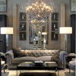 Modern Living Room Ideas With Grey Coloring 181