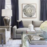Modern Living Room Ideas With Grey Coloring 184