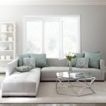 Modern Living Room Ideas With Grey Coloring 185