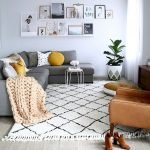 Modern Living Room Ideas With Grey Coloring 186