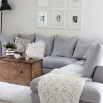 Modern Living Room Ideas With Grey Coloring 189