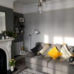 Modern Living Room Ideas With Grey Coloring 190