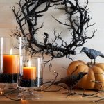 Amazing Spooky Halloween Decorations For One Ghostly Atmosphere 26