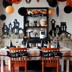 Amazing Spooky Halloween Decorations For One Ghostly Atmosphere 29
