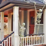 Amazing Spooky Halloween Decorations For One Ghostly Atmosphere 33