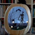Amazing Spooky Halloween Decorations For One Ghostly Atmosphere 38