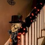 Amazing Spooky Halloween Decorations For One Ghostly Atmosphere 40