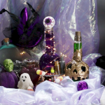 Amazing Spooky Halloween Decorations For One Ghostly Atmosphere 56