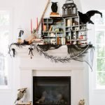 Amazing Spooky Halloween Decorations For One Ghostly Atmosphere 63