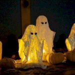 Amazing Spooky Halloween Decorations For One Ghostly Atmosphere 71