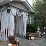 Amazing Spooky Halloween Decorations For One Ghostly Atmosphere 74