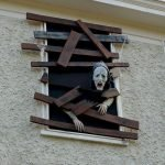 Amazing Spooky Halloween Decorations For One Ghostly Atmosphere 81