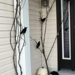 Amazing Spooky Halloween Decorations For One Ghostly Atmosphere 89