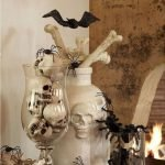 Amazing Spooky Halloween Decorations For One Ghostly Atmosphere 90