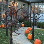 Amazing Spooky Halloween Decorations For One Ghostly Atmosphere 98