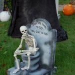 Amazing Spooky Halloween Decorations For One Ghostly Atmosphere 105
