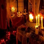 Amazing Spooky Halloween Decorations For One Ghostly Atmosphere 110