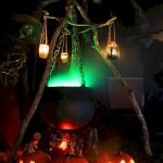 Amazing Spooky Halloween Decorations For One Ghostly Atmosphere 114