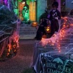 Amazing Spooky Halloween Decorations For One Ghostly Atmosphere 115