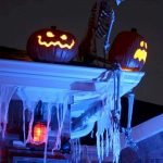 Amazing Spooky Halloween Decorations For One Ghostly Atmosphere 125