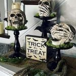 Amazing Spooky Halloween Decorations For One Ghostly Atmosphere 126