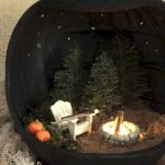 Amazing Spooky Halloween Decorations For One Ghostly Atmosphere 129