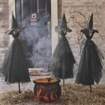 Amazing Spooky Halloween Decorations For One Ghostly Atmosphere 135