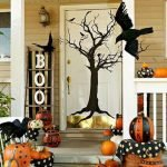 Amazing Spooky Halloween Decorations For One Ghostly Atmosphere 143