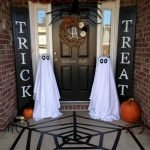 Amazing Spooky Halloween Decorations For One Ghostly Atmosphere 144
