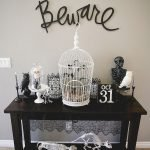 Amazing Spooky Halloween Decorations For One Ghostly Atmosphere 148