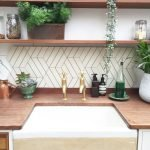 Fabulous Kitchen Backsplash Ideas For a Clean Culinary Experience 61