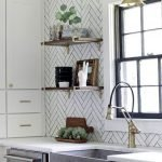 Fabulous Kitchen Backsplash Ideas For a Clean Culinary Experience 69